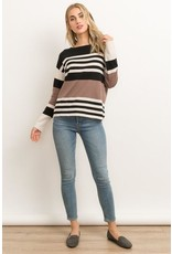 Taylor Stripe Sweater