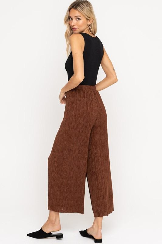 Filipa Wide Leg Pants