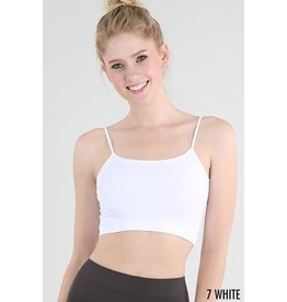 Core Collection* Cropped Tank Top