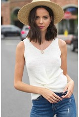 Ruth Twist Front Top