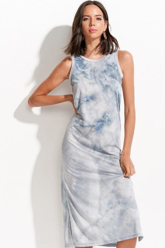 Rae Tie Dye Dress