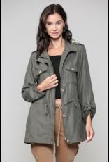 Chana Military Jacket