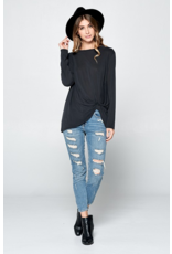 Calli Knot Front Top