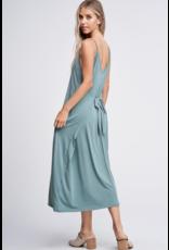 Camila Tie Front Dress