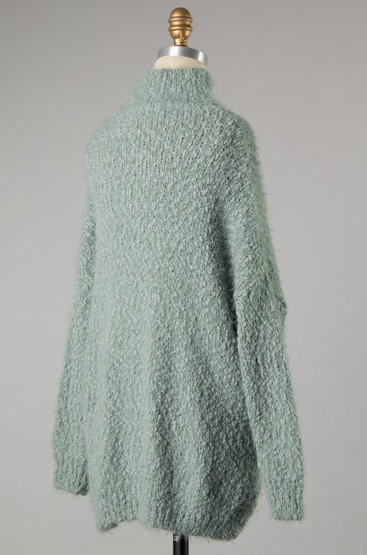 Nelli Cowl Neck Sweater