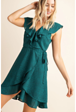 Marin Wrap Dress