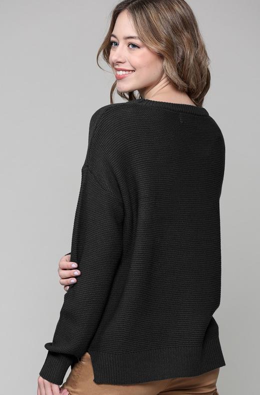 Cozy Basic Sweater