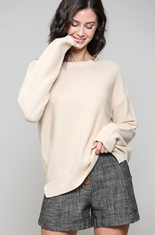Cozy Basic Sweater