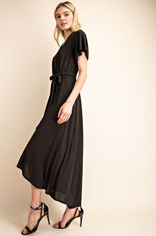 Dakota Cowl Dress