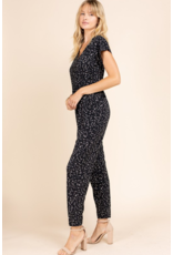 Jumpsuit Darlene Button Front Dress