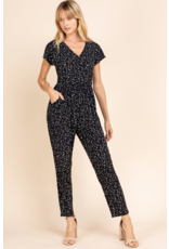 Jumpsuit Darlene Button Front Dress