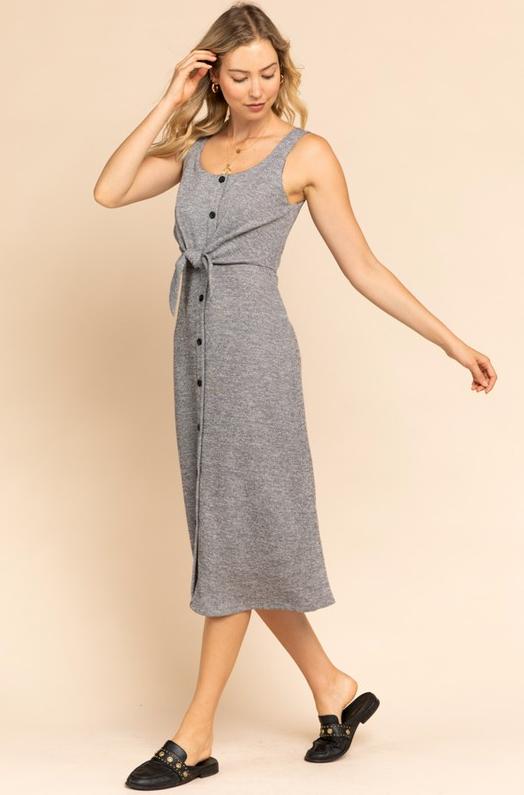 Dorothy Wrap Dress