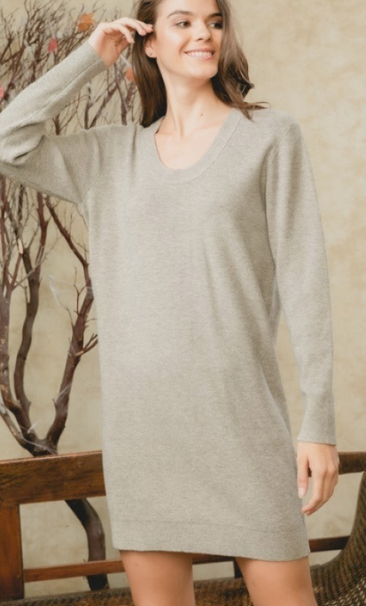 Amber Sweater Dress