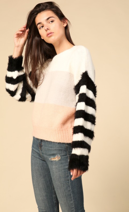 Alexis Colourblock Sweater