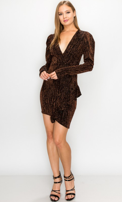 Gail Sparkle Dress