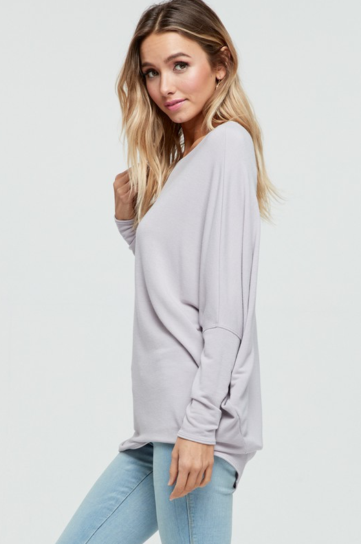 Carlyn French Terry Top