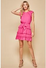 Tiered Flutter Dress