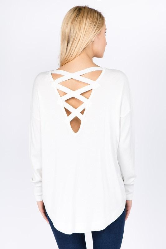 Gianna X Sweater