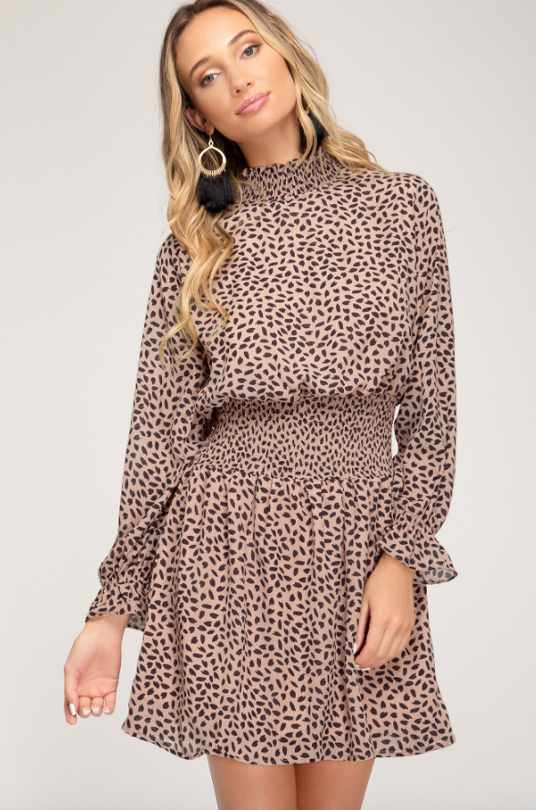 Valerie Chiffon Dress