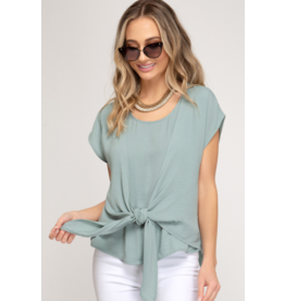 Verona Drop Shoulder Top