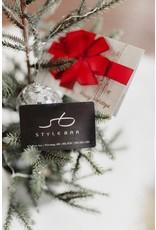 Style Bar Gift Card $50