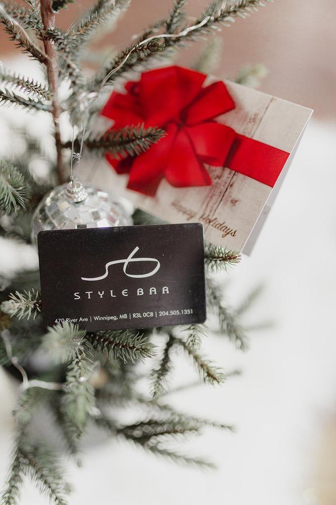 Style Bar Gift Card $100