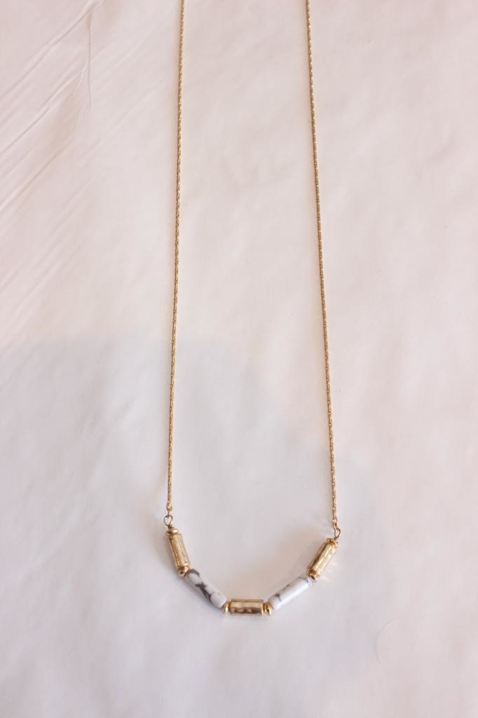 Marble Necklace