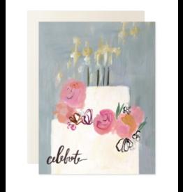 Cards Celebrate Cake