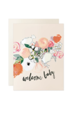 Cards Lamb Welcome Baby