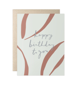 Cards Happy Birthday To You