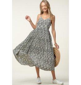 Allie Animal Print Dress