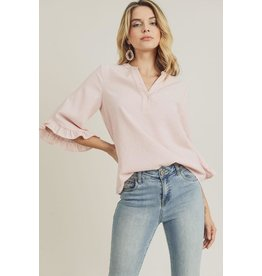 Andrea Bell Sleeve Blouse
