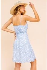 Lauren Floral Mini Dress