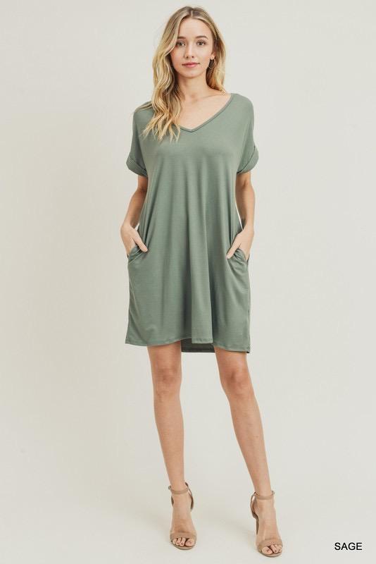 Tatum Pocket Dress