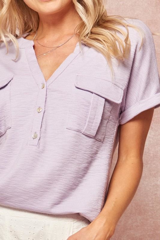 Lucy Pocket Tee