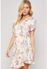 Kira Wrap Dress