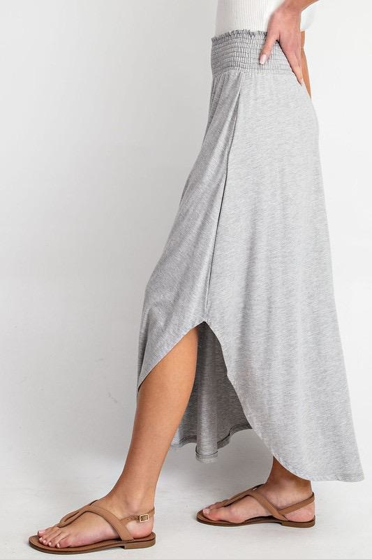 Rosie Smocked Skirt