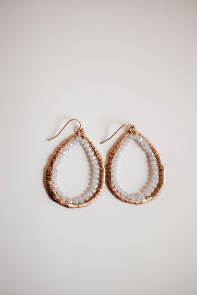 Geode Earring