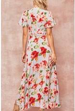 Corrine Floral Maxi Dress