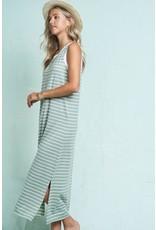 Samantha Striped Maxi Dress