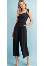 Jumpsuit Liza Smocked Jumpsuit