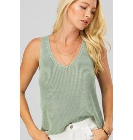Serena Knit Tank Top