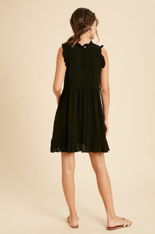 Marlo Babydoll Dress