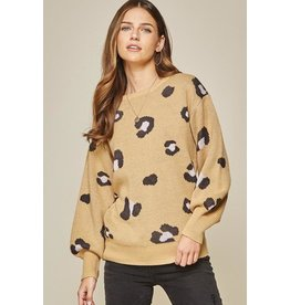Briar Cuffed Sleeve Sweater