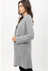Courtney Open Front Cardigan