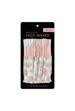 Cotton Face Mask 3 Pack