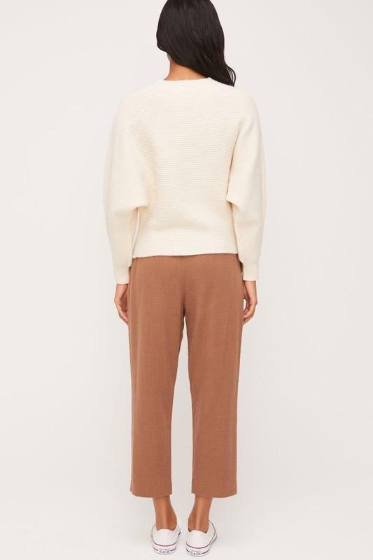 Macey Crop Sweater