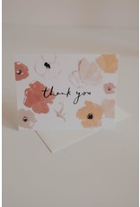 Cards Poppies Thank You