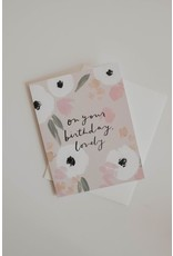Cards On Your Birthday Lovely