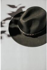 Stevie Leopard Hat